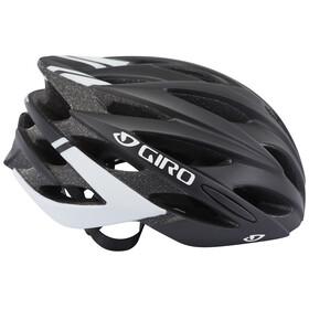 Giro Savant Racercykelhjelm sort/hvid